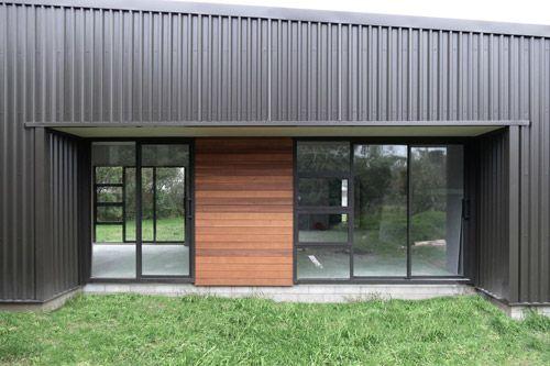 The Modular NZ Home | NZ Modern Home Design | NZ House Design in Wellington, Wairarapa and New Zealand | DLAS Architecture