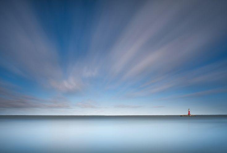 Морские пейзажи на длинной выдержке: секреты съемки