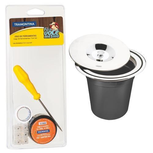 Lixeira De Embutir Clean 5litros E Kit De - Americanas.com
