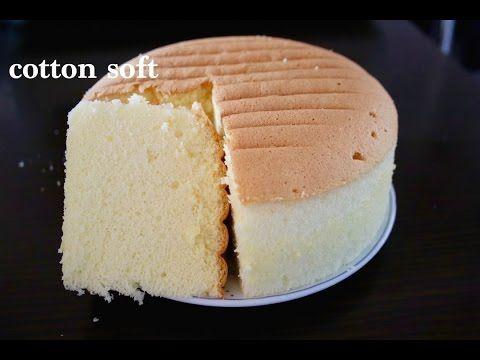 Making plain cakes