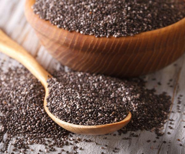 Chia: semente traz diversos benefícios à saúde