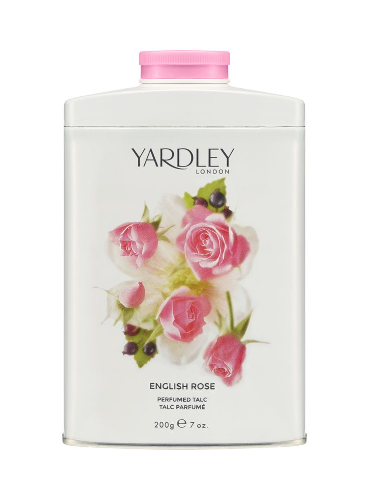 English Rose Talc Yardley 200gr