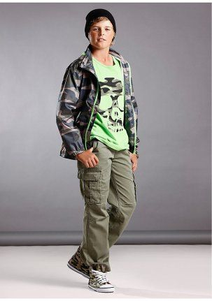 Брюки - http://www.quelle.ru/Kids_collection/Boys_collection/Boys_trousers/Boys_trousers/Bryuki__r1289657_m295925.html?anid=pinterest&utm_source=pinterest_board&utm_medium=smm_jami&utm_campaign=board4&utm_term=pin48_04042014 Удобные брюки камуфляжного цвета с накладным карманом. #quelle #boy #trousers #camouflage #spring