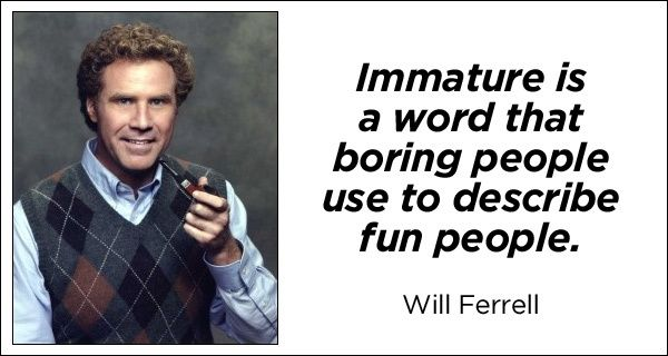 Funny Love Quotes Will Ferrell : Awesome Immature pics, photos and memes. - SillyCool