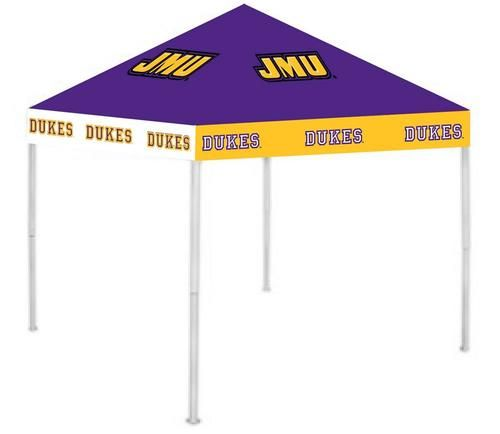 James Madison Dukes Outdoor Tailgate Canopy Tent