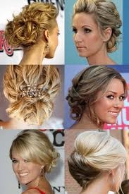 My bridesmaids need some cute side ponytail!