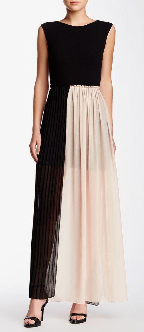 alice + olivia | Reid Maxi Dress | Sponsored by Nordstrom Rack