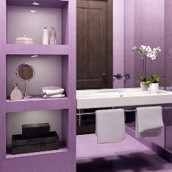 ehrfurchtiges badezimmer dekorieren lila bestmögliche images der ccaecbefadbd purple bathrooms painted bathrooms