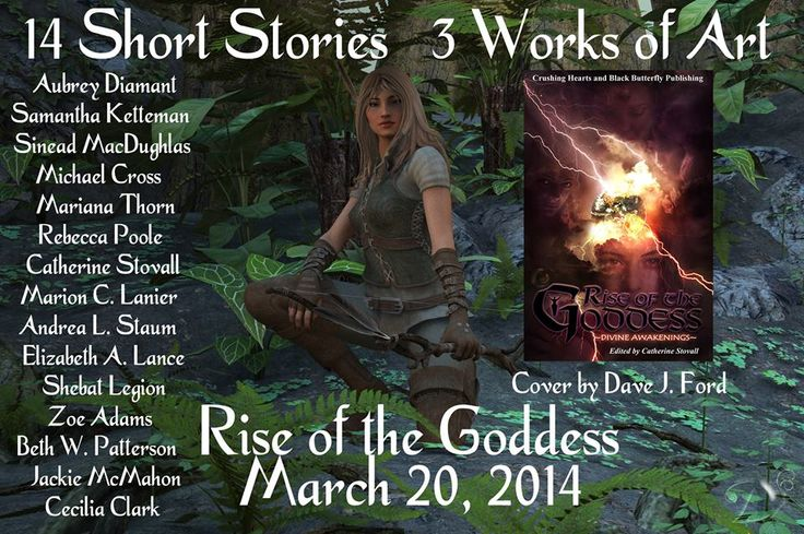 Rise of the Goddess. All proceeds from the Rise of the Goddess anthology go to benefit the Elliott Public Library. One story of mine.