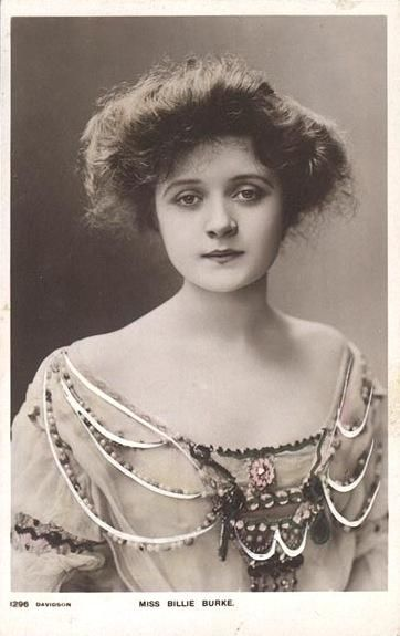 Billie Burke (Glinda from the Wizard of Oz)