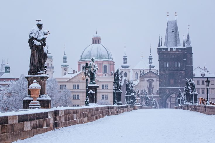 Winter in Prague: The Most Magical Season | TravelGeekery