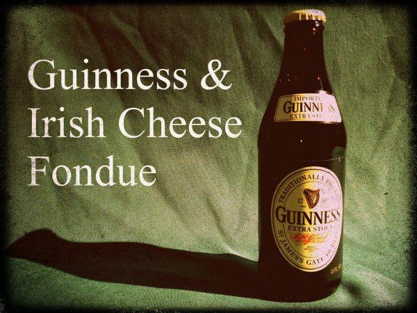 .Foodies Lovers, Recipe Tweaking, Frugal Cooking, Cheese Fondue, St Patricks Day, Irish Chees, Christmas Eve, Pots Luck, Fondue Recipes