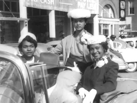 Separate, But Equal: Rare Images from the Segregated South The video is terrific. The comments from too many people made me want to vomit. I don't have much faith in the human (?) race.