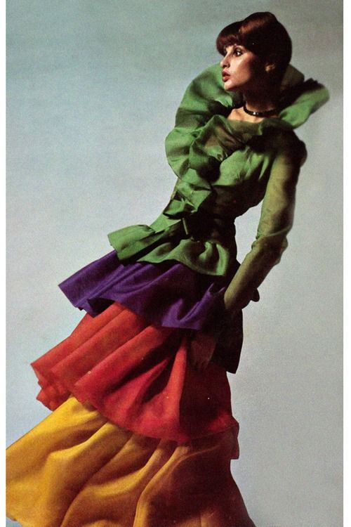 Theyroaredvintage Photography By Jean Jaques Bugat 1972