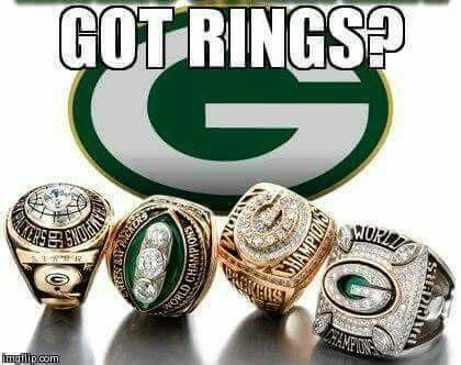Packers Super Bowl  Ring
