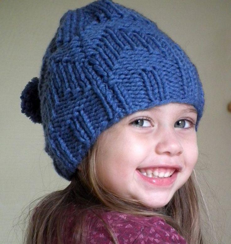 L'hiver arrive à nos portes et pour bien protéger nos bouts de choux je vous propose de tricoter ce bonnet enfant myboshi.