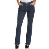 Levi's 550 Misses Relaxed Boot Cut Jean, Dark Indigo, 10 Medium (Apparel)By Levi's