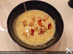 Tschechische Käsesuppe, ein sehr schönes Rezept aus der Kategorie Kochen. Bewertungen: 3. Durchschnitt: Ø 3,8.