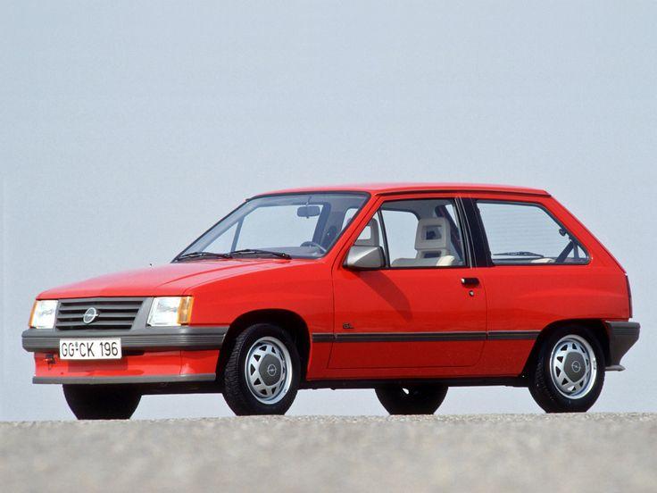 1982 Opel Corsa A