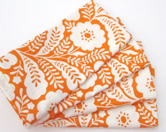 Large Cloth Napkins  Set of 4  Dinner Table by ClearSkyHome