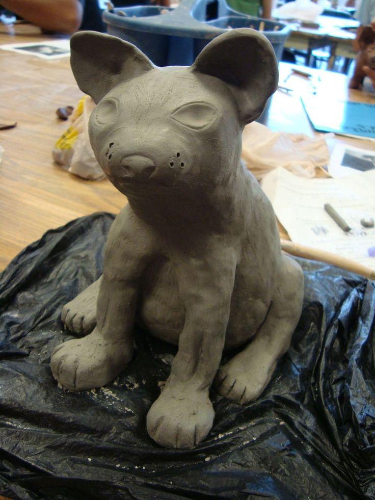 Best Pinch Pots Th Grade Images On Pinterest Sculpture - Sporting clay window decalsgiraffe garden statue giraffe clay pot clay pot animal