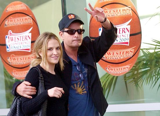 Click here to learn about the custody battle over Charlie Sheen's kids.