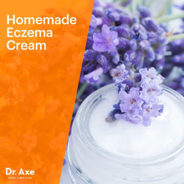 Make Your Own Eczema Cream - Dr. Axe