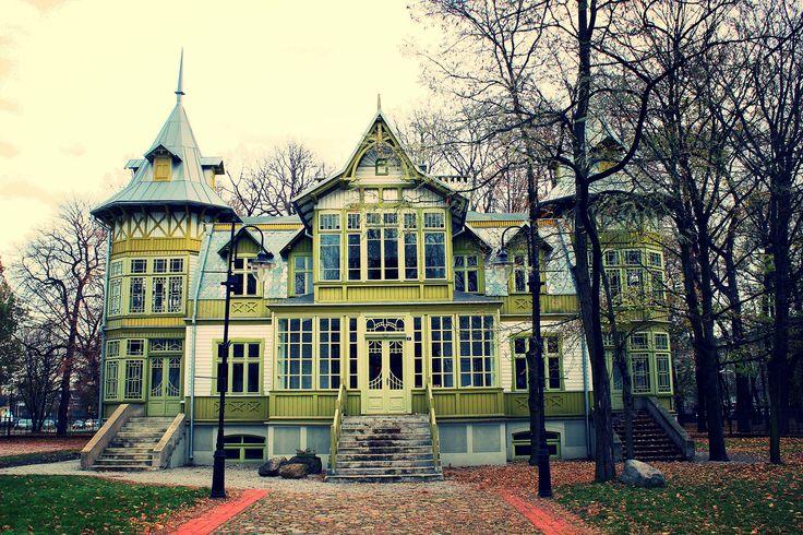 Lodz, Poland ~ Open-air Museum of the Łódź Wooden Architecture