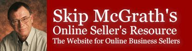 Learn about eBay from Skip McGrath! and so I have! Skip has lots of great info about selling online! Thanks so much Skip! #blog #business #onlineselling