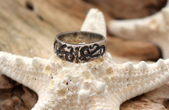 Mythological Ring / Serpant Ring / Protective by AncientSunDesigns