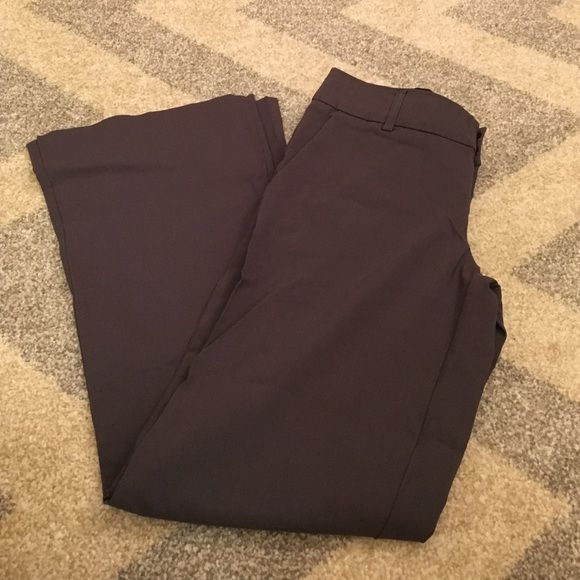 "Rampage Grey Dress Pants Rampage grey dress pants 26.5"" inseam Rampage Pants"
