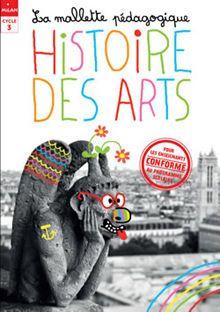 Mallette pédagogique Histoire des arts