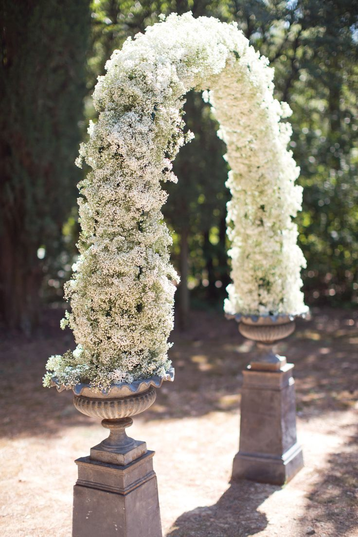 Elegant Provence Wedding. Photography: Caught The Light - caughtthelight.com