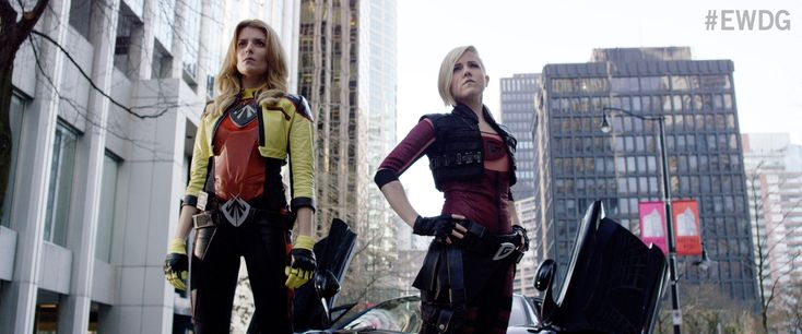 """[ew_brightcove videoid=""""4349870643001"""" pushTop]  YouTube personalities, actresses, authors and all-around renaissance women Grace Helbig and Hannah Hart have a new line to add to their resumes: superheroes. The pair teamed with Legendary Digital Media and Fullscreen to reboot Sid & Marty Krofft's '70s classic, Electra Woman and Dyna Girl for the modern day."""
