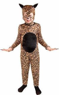 childs cheetah cat girl costume #ChildrensCostume #HalloweenCostume #Halloween2014