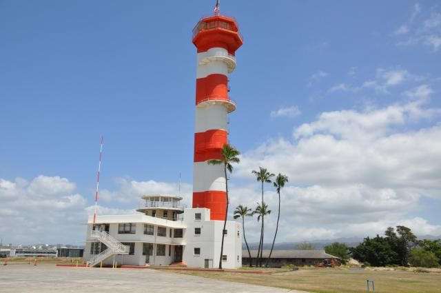 Pacific Aviation Museum - Pearl Harbor's Hidden Gem: Ford Island Control Tower and Observation Deck