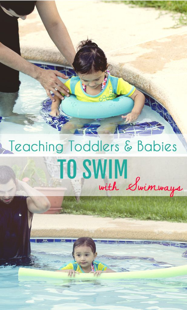 At What Age Can Children Learn To Swim?