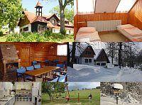 Horská chata Baďurka (765 m) [Zvětšit - nové okno]