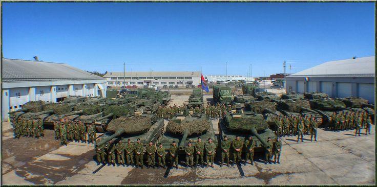 C Squadron, The Royal Canadian Dragoons