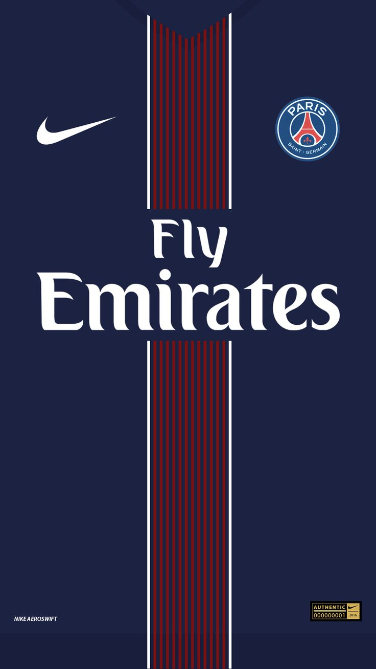 Brand New PSG HOME jersey 2016-17 coming out on May 23th 2016