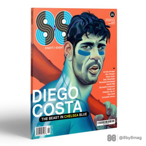 The best footy magazine out there. Some mind-blowing artwork.