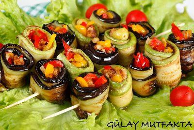 gülay mutfakta: sebze yemekleri