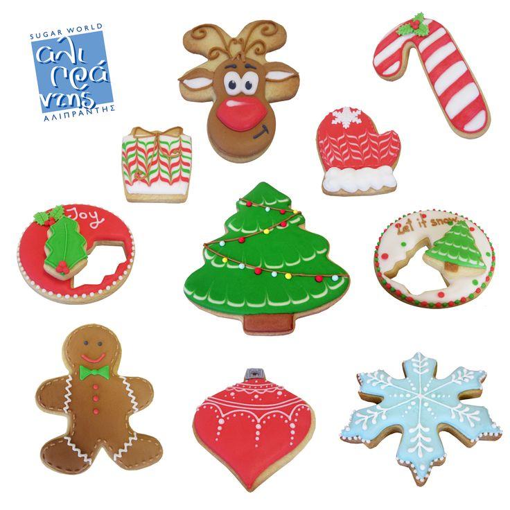 Σεμινάριο Χριστουγεννιάτικα Μπισκότα