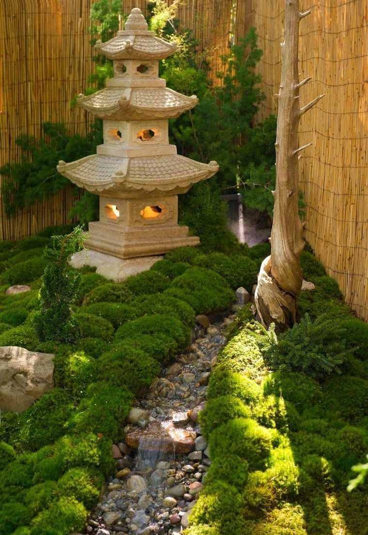 Les 25 meilleures id es de la cat gorie lanterne japonaise for Lanterne jardin zen