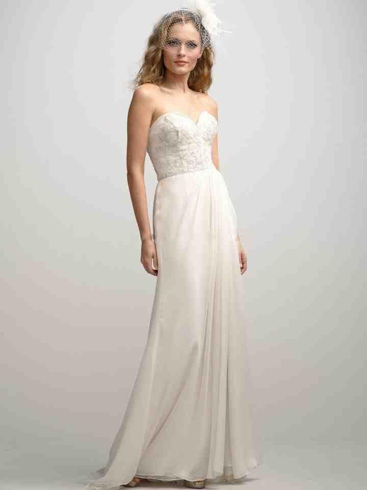 89 best Simple Wedding Dresses images on Pinterest | Simple ...