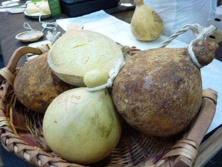 Caciocavallo Podolico Slow Food