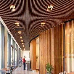 Los paneles de techo de madera plafones pinterest - Plafones para techo ...