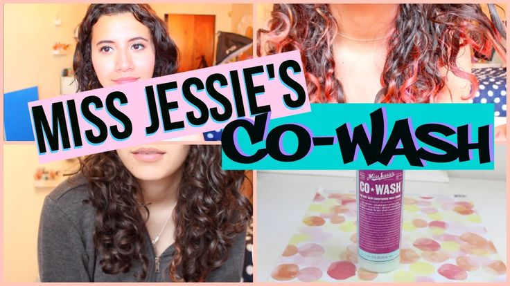 Miss Jessie's Co-Wash Review