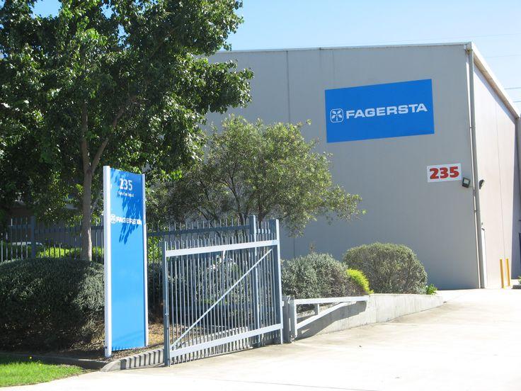 Fagertsa #CSI #signage #business #wayfinding