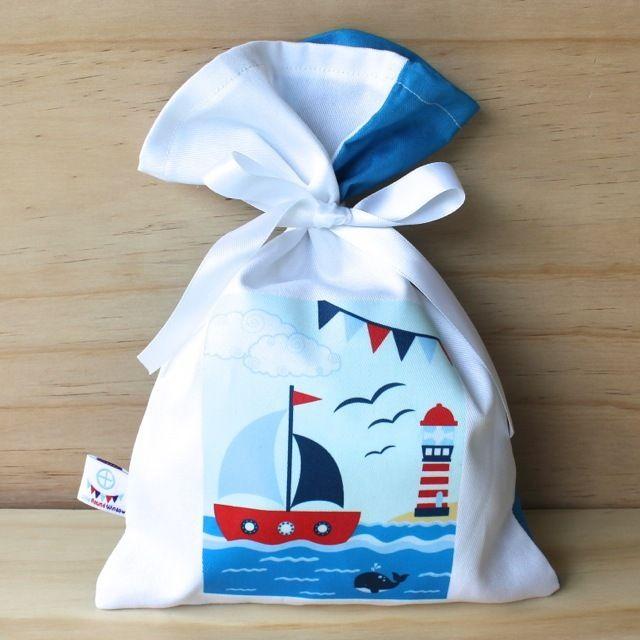 Sailing Cotton Party Bag